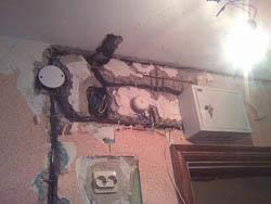 Замена электропроводки в Барнауле