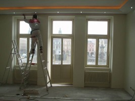 Электропроводка жилых помещений в Барнауле